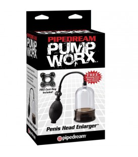 PUMP WORX BOMBA DE SUCCION GLANDE