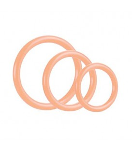 SET DE 3 COCKRINGS