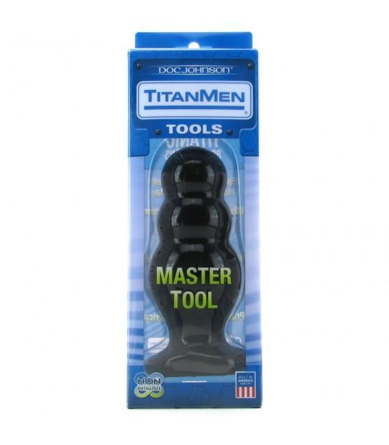 TITANMEN MASTER TOOL 4 PLUG ANAL