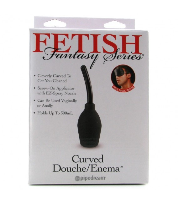 FETISH FANTASY ENEMA UNISEX CURVADO