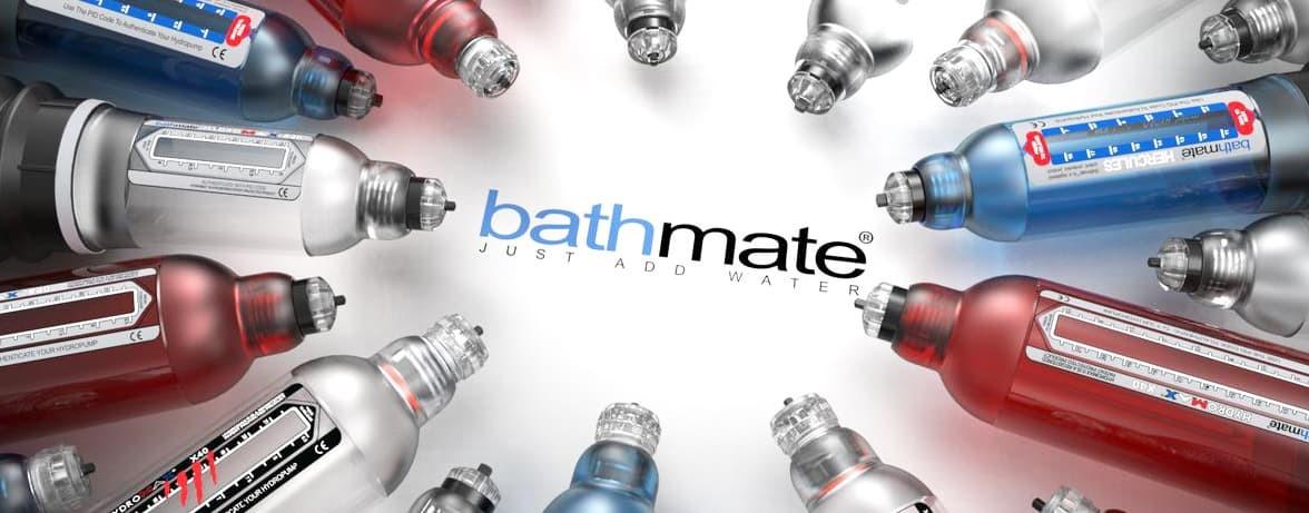 Bathmate Hydromax bombas para agrandar el pene