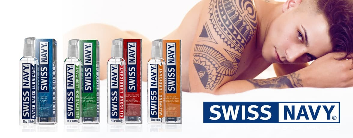 Swiss Navy lubricantes sexuales - Mastersex