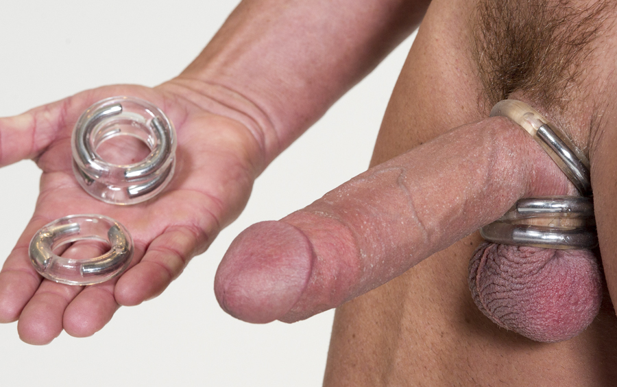 Anillos pene Cockrings Ballstretchers Masturbadores Gay