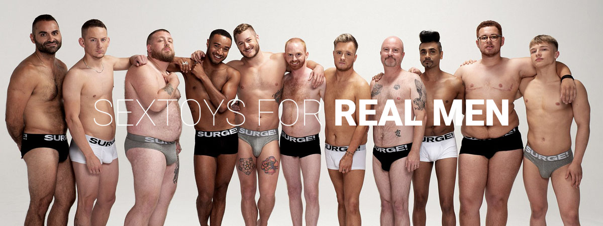 Juguetes sexuales para hombres gays online