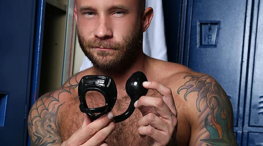 Comprar anillos de pene con plug anal para gays