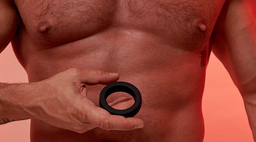 Anillos para pene y testículos Cock Rings Sexshop Gay