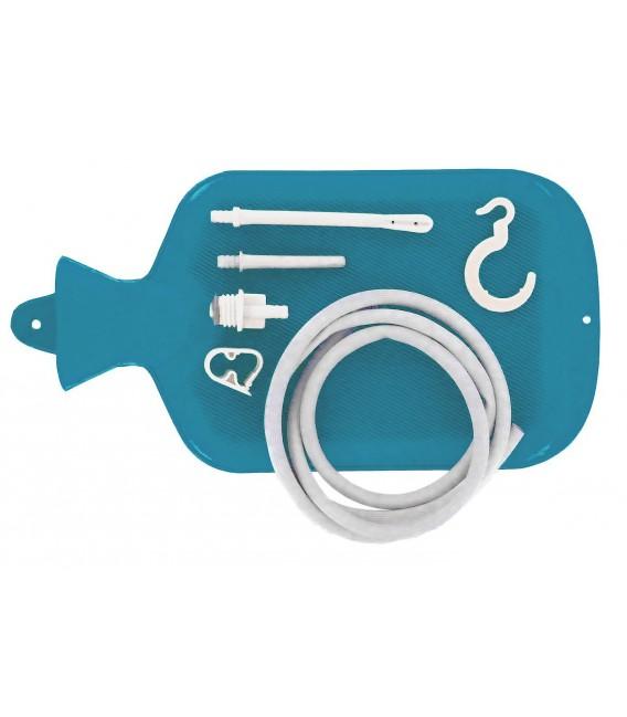 Kit de Limpieza Bolsa de Agua para Enemas Clean Stream