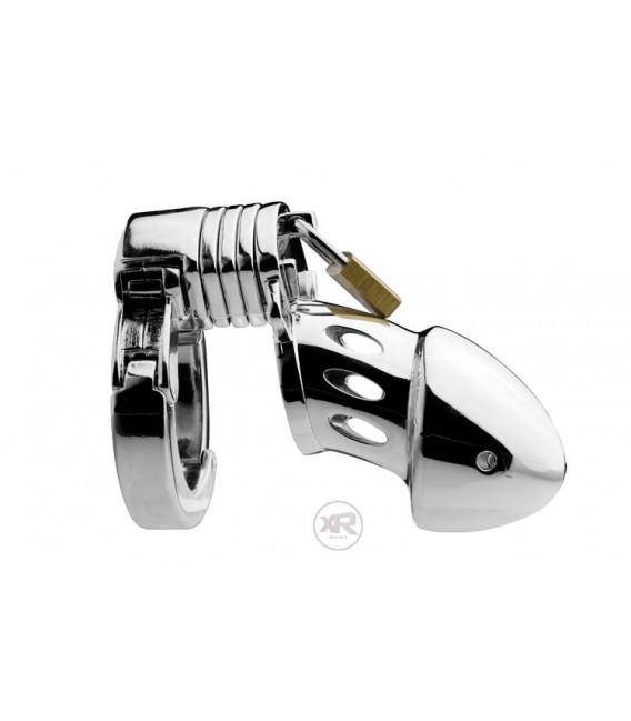 Incerator Cinturón de Castidad para hombre de Acero