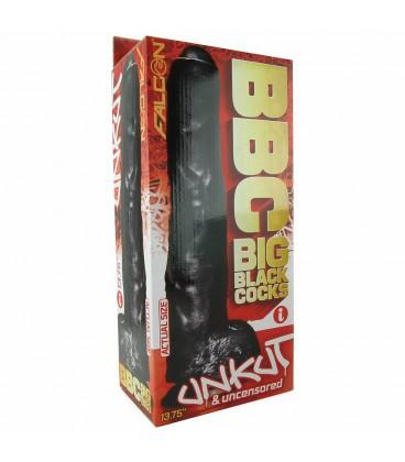 Unkut Dildo Gigante con prepucio 35 cm BBC de Falcon