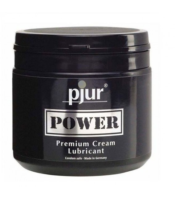 Power Lubricante personal en Crema 500 ml Pjur