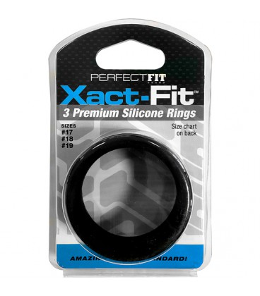 XACT Cockrings de silicoan talla L de Perfect Fit
