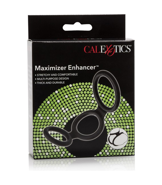 MAXIMIZER ENHANCER ANILLO MULTIPOSICIÓN SILICONA