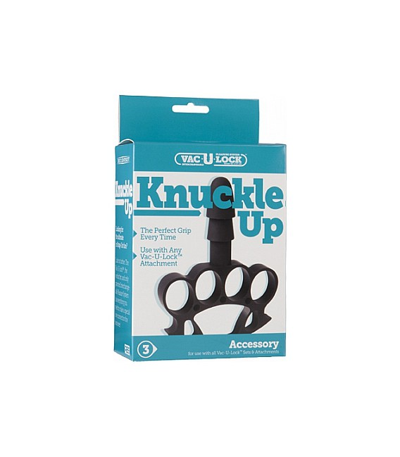 Knuckle Up Accesorio Vac-U-Lock para Dildos Doc Johnson