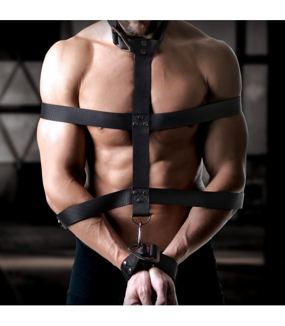 Command Sir Richard's Restricciones Bondage para cuerpo Mastersex