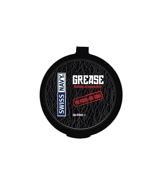 Grease Lubricante Base de Aceite 59 ml Swiss Navy