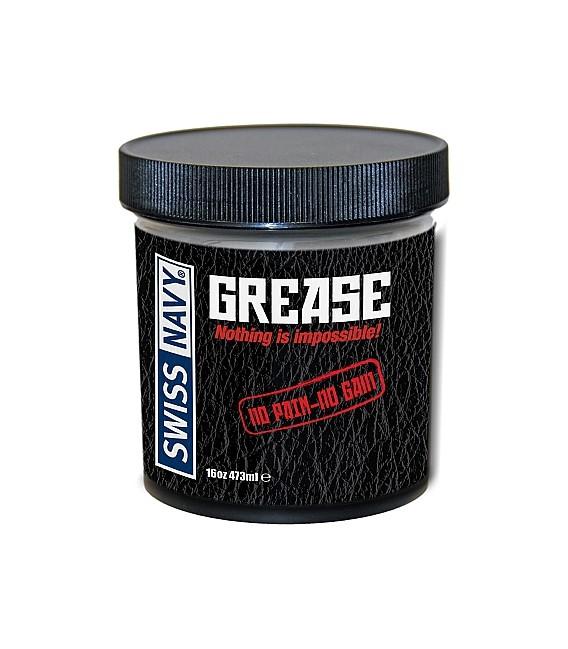 Grease Lubricante Base de Aceite 473 ml Swiss Navy