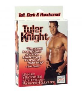 Muñeco hinchable realistico actor porno Kyler Knight Mastersex