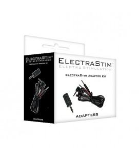 ELECTRASTIM KIT CABLE ADAPTADOR JACK 3.5MM/2.5MM