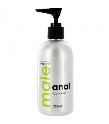 MALE LUBRICANTE ANAL