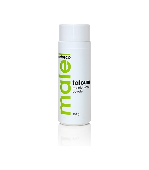 Male Powder Talco para Juguetes 250 grs Cobeco Pharma