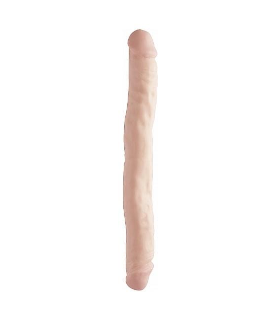 Consolador doble 34 cm