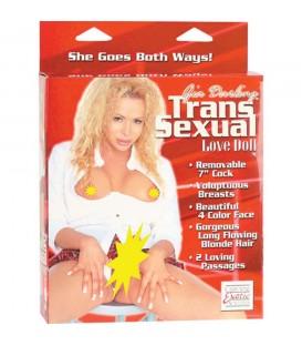 Muñeca Hinchable Transexual
