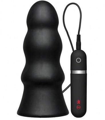 Kink Plug anal vibrador de silicona 19 cms de Doc Johnson Mastersex