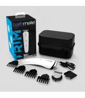 Afeitadora íntima recargable TRIM de Bathmate Mastersex