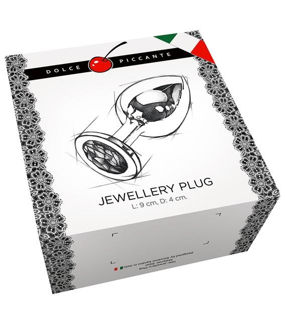 Joya Anal Grande - Plug anal Oro Secret Play