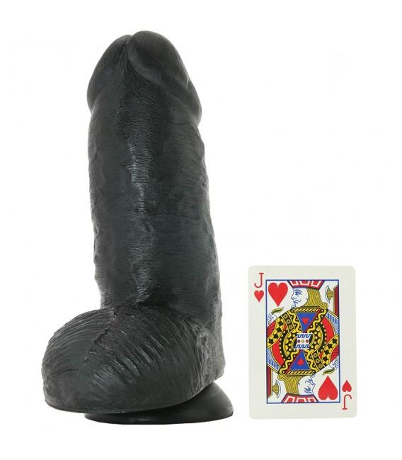 KIng Cock Chubby Dildo realístico extra grueso con ventosa