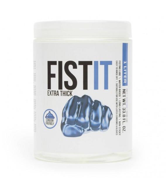 Fist It Extra Thick lubricante base acuosa muy espeso para fisting