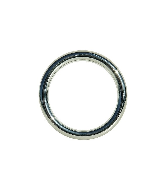 Seamless Cockring de acero sólido diferentes diámetros
