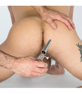 Espéculo Anal de Acero quirúrgico