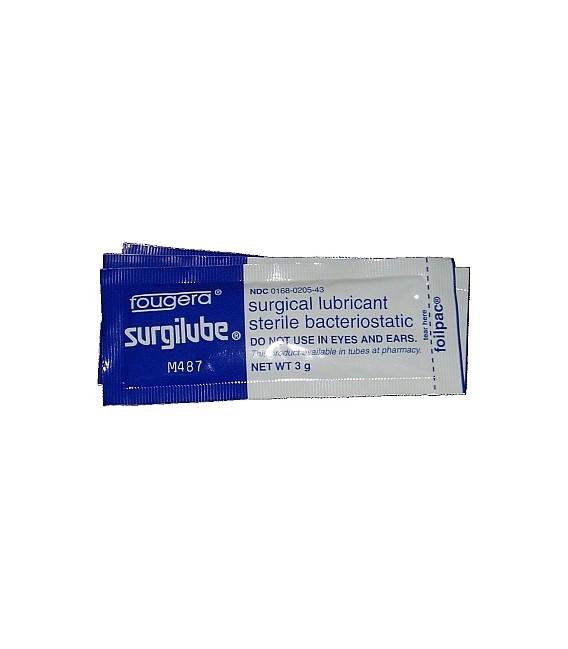 Surgilube Lubricante Esterilizante electroestimulación