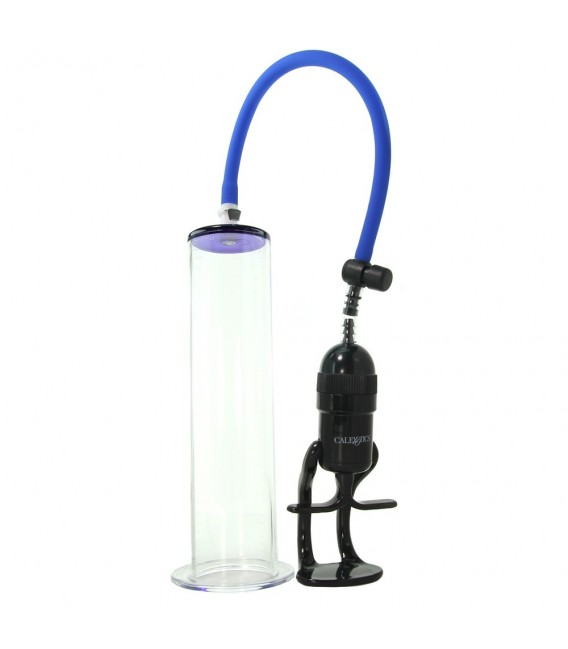 Executive pump Bomba desarrolladora de pene Transparente