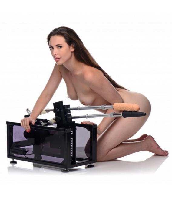 Máquina sexual Athenas Ultimate Doble penetración