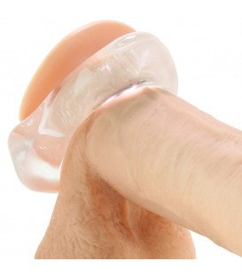 Renegade Junk Pusher Anillo TPR para pene y testículos Mastersex