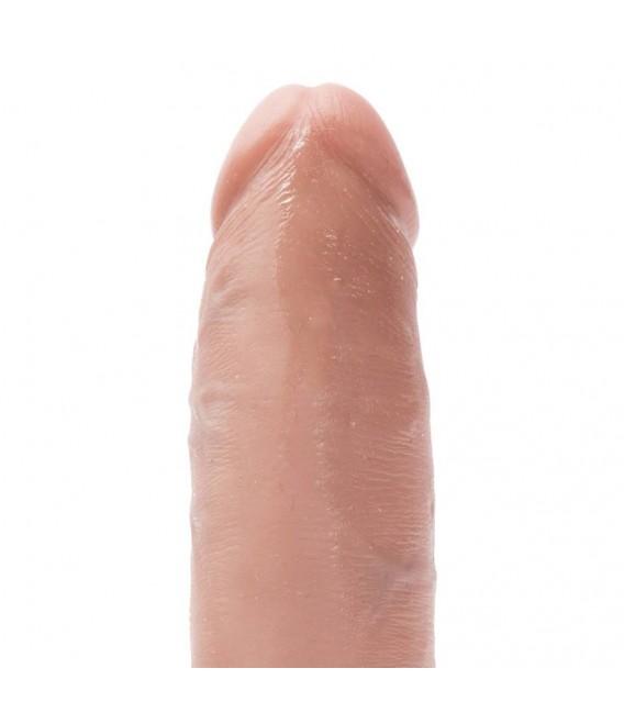 Pipedream King Cock Pene realista con ventosa 18 x 3 cms Mastersex