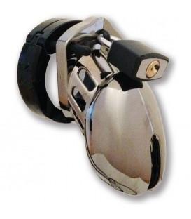 CB-6000-S Dispositivo de Castidad Metal Cromo Mastersex