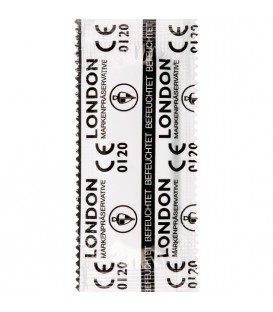 Preservativos Durex London XXL 100 unds Mastersex