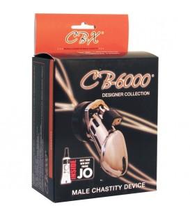 Cb-x CB-6000 Dispositivo de Castidad Metal Cromo Mastersex