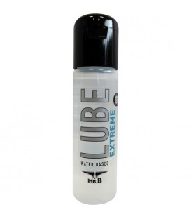 Lubricante anal Lube Extreme a base de agua Mister B Mastersex