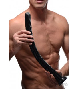 Hosed Dildo en espiral 50 cms XXL anal snake Mastersex