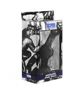 BOLAS ANALES 700 GR XL BY TOM OF FINLAND