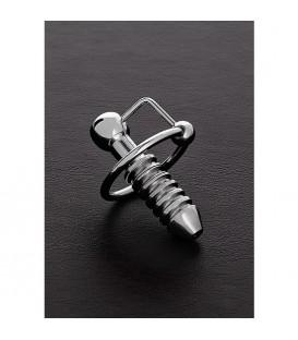 Torpedo Plug de Pene y Anillo de Glande de acero inoxidable