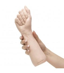 Belladona´s consolador gigante en forma de brazo y puño para fisting
