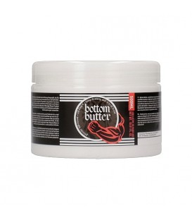 Lubricante Bottom Butter a base de agua con aceite