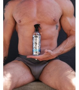 Pleasure Tools limpiador de juguetes sexuales 473ml Tom of Finland