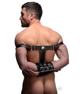 Arm Binder Retenciones bondage para brazos strict leather