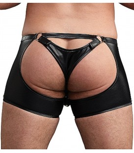Calzoncillo Boxer Fetish Poseidon Negro para hombre Male Power